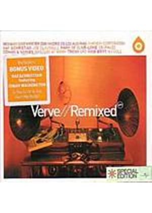 Various Artists - Verve Remixed (UK Special Edition With Bonus Video) (Music CD)