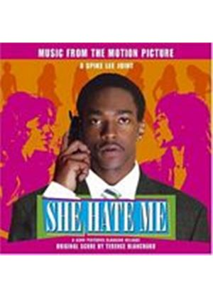 Original Soundtrack - She Hate Me (Blanchard) (Music CD)