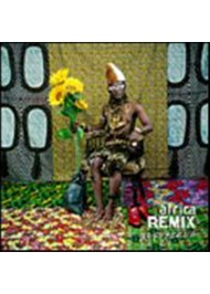 Various Artists - Africa Remix - Ah Freak Iya (Music CD)