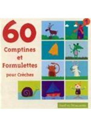 French Nursery Rhymes - 60 Comptines Pour Creches