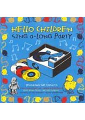 Four Marks Primary School - Hello Children Sing A-Long Party (Music CD)
