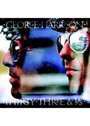 George Harrison - Thirty Three And 1/3 (Music CD)