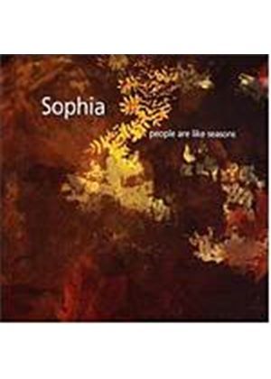 Sophia - People Are Like Seasons (Music CD)