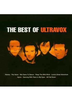 Ultravox - The Best Of Ultravox (Music CD)