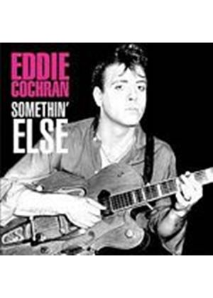 Eddie Cochran - Somethin Else: The Definitive Best Of (Music CD)