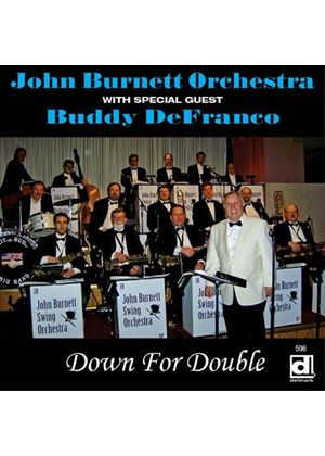 John Burnett - Down for Double (Music CD)