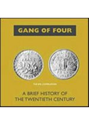 Gang Of Four - A Brief History Of 20th Century (Music CD)