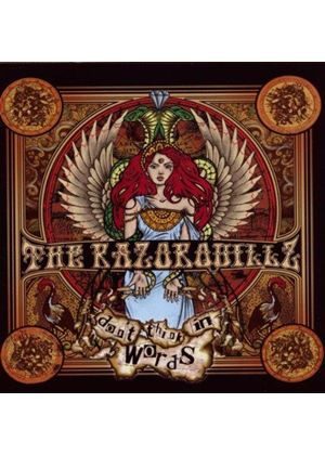 Razorquillz (The) - Don´t Think In Words (Music CD)