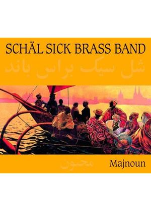 Schal Sick Brass Band - Majnoun