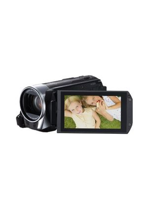 Canon LEGRIA HF R38 Camcorder - Black (32x Optical Zoom) 3.0 Inch LCD Touchscreen