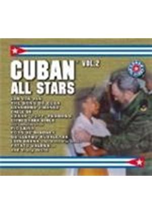 Various Artists - Cuban All Stars Vol.2, The (Music CD)