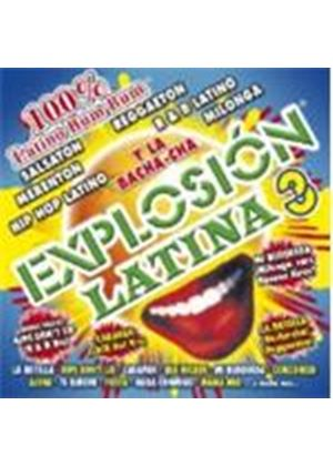 Various Artists - Explosion Latina Vol.3 (Music CD)