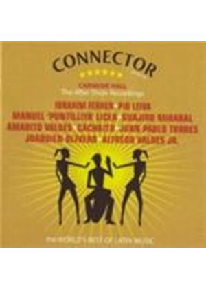 Connector - Carnegie Hall (The After Show Recordings) (Music CD)