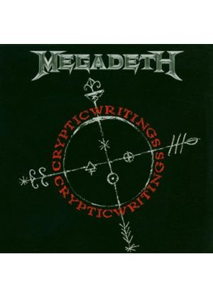 Megadeth - Cryptic Writings [Remastered] (Music CD)
