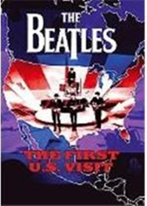 The Beatles The First US Visit
