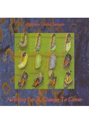 Anthony David Jensen - Waiting for a Change to Come (Music CD)