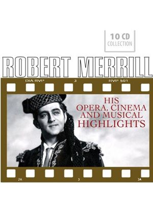 Opera, Cinema and Musical Highlights (Music CD)