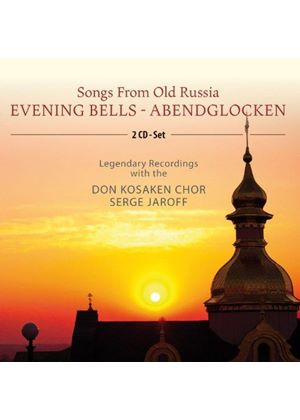 Don Cossack Chorus - Songs of Old Russia (Music CD)