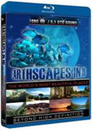 Earthscapes - The World's Most Beautiful Places (Blu-Ray)