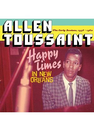 Allen Toussaint - Happy Times in New Orleans (Music CD)