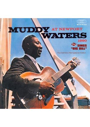 Muddy Waters - At Newport 1960/Sings Big Bill (Music CD)