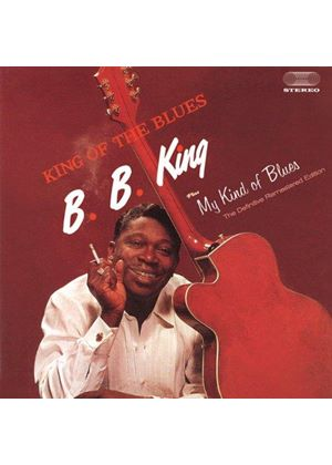 B.B. King - King of the Blues/My Kind of Blues (Music CD)