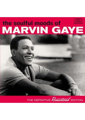 Marvin Gaye - Soulful Moods of Marvin Gaye (Music CD)