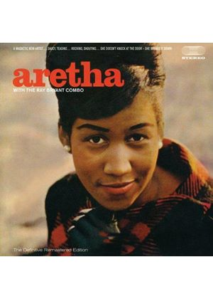 Aretha Franklin - Aretha with the Ray Bryant Combo (Music CD)