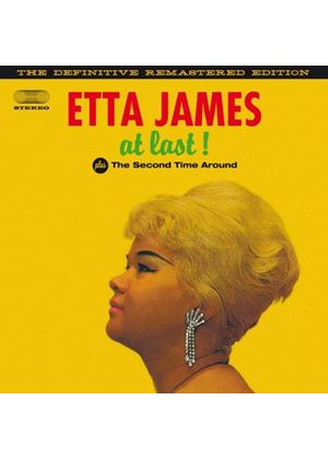 Etta James - At Last!/The Second Time Around (Music CD)