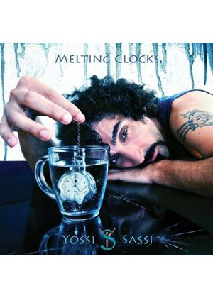 Yossi Sassi Sa'aron - Melting Clocks (Music CD)