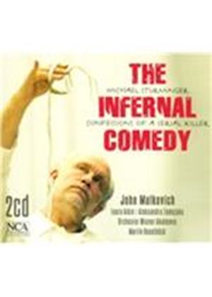 John Malkovich - Infernal Comedy (Confessions of a Serial Killer) (Music CD)