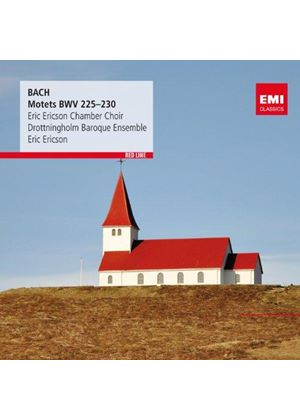 Bach: 6 Motets (Music CD)