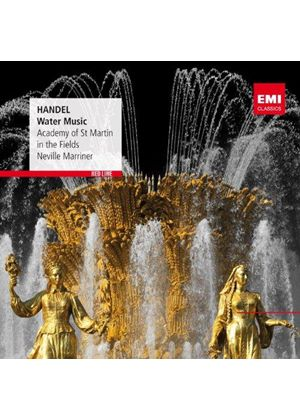 Handel: Water Music (Music CD)
