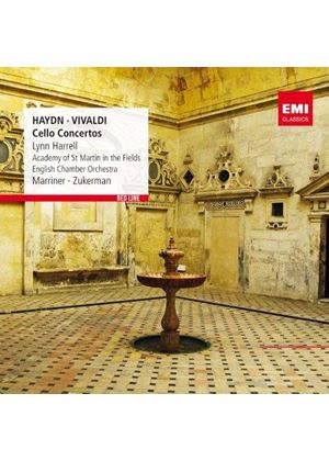 Haydn, Vivaldi: Cello Concertos (Music CD)