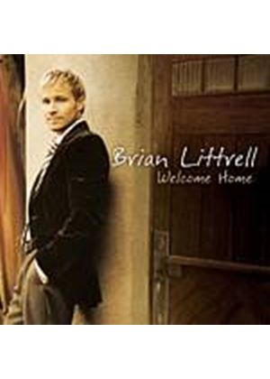 Brian Littrell - Welcome Home (Music CD)