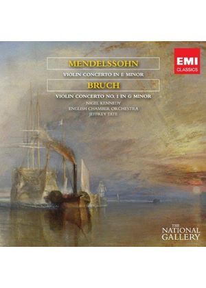 Mendelssohn: Violin Concerto in E minor; Bruch: Violin Concerto No. 1 (Music CD)