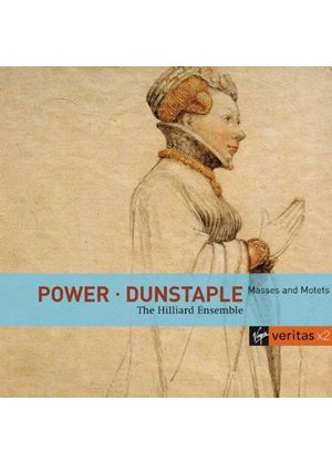 Power, Dunstable: Masses and Motets (Music CD)