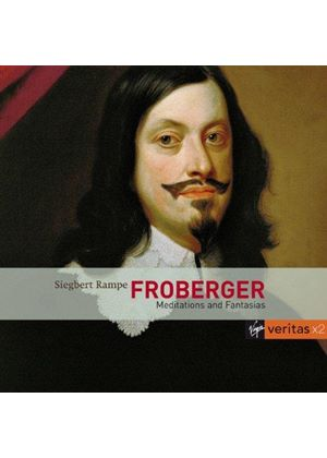 Froberger: Meditations and Fantasias (Music CD)