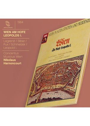 Wien, am Hofe Leopolds I (Music CD)