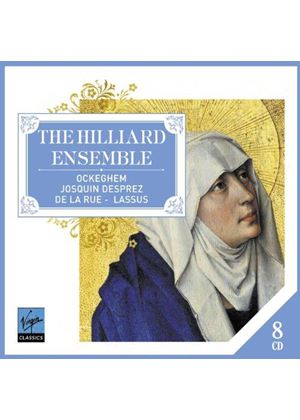 Franco-Flemish Masterworks (Music CD)