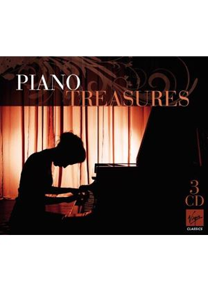 Piano Treasures (Music CD)
