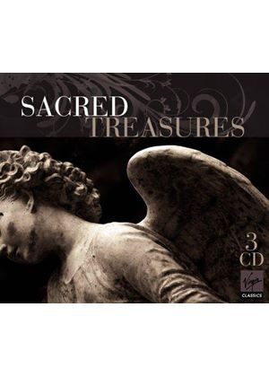 Sacred Treasures (Music CD)