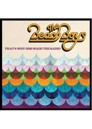 The Beach Boys - That's Why God Made the Radio (Music CD)