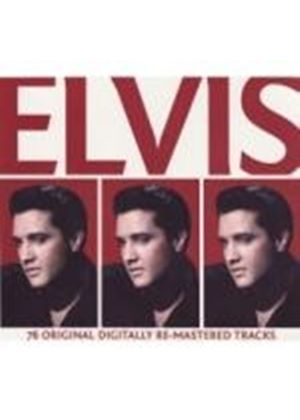 Elvis Presley - The Incomparable (3 CD) (Music CD)