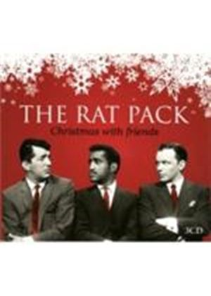 Rat Pack - Christmas With Friends (Music CD)