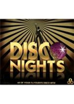 Various Artists - Disco Nights (Music CD)