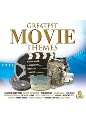 Various Artists - Greatest Movie Themes (Music CD)
