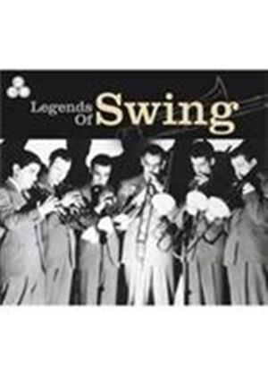 Various Artists - Legends Of Swing (Music CD)