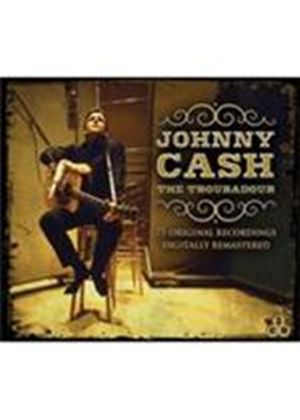 Johnny Cash - Troubadour, The (Music CD)