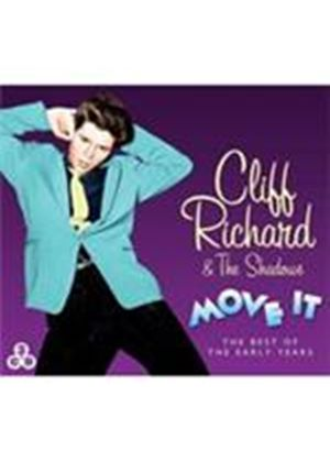 Cliff Richard & The Shadows - Move It (Best Of The Early Years) (Music CD)